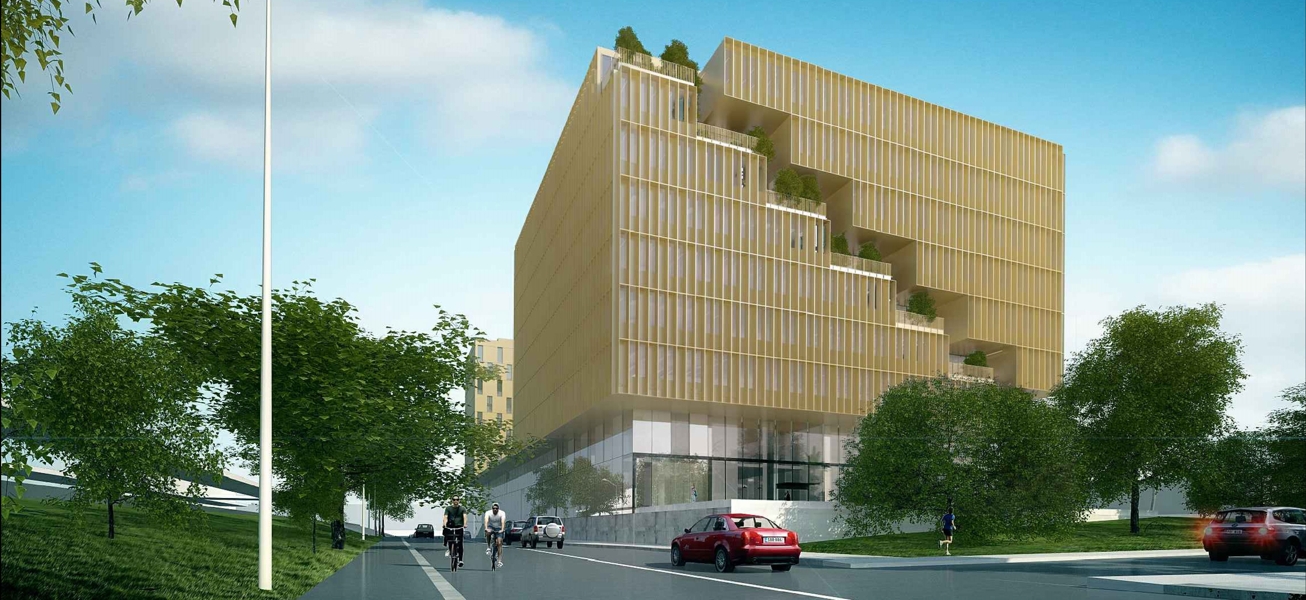 HPVA-Hotels-Projet-Nice-Grand-Arénas-coté-boulevard-rené-cassin-galerie