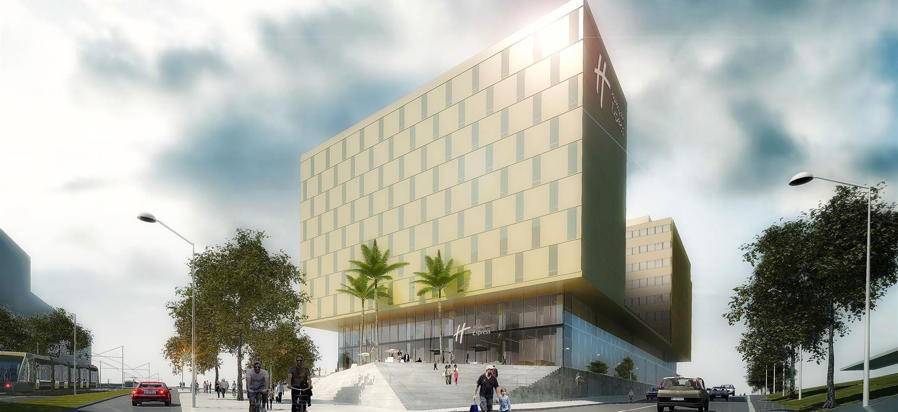 HPVA-Hotels-Projet-Nice-Grand-Arénas-coté-parvis-avenue-galerie