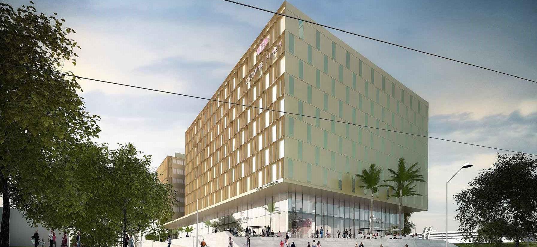 HPVA-Hotels-Projet-Nice-Grand-Arénas-coté-parvis-tram-galerie