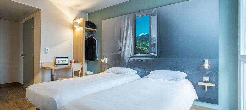 Développement hôtelier - B&B Annemasse chambre 1