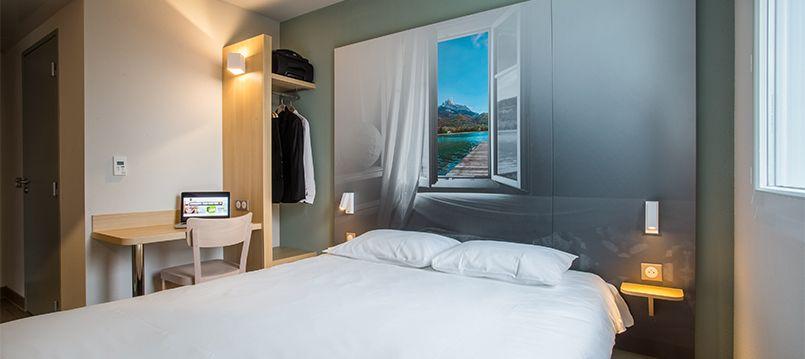 Développement hôtelier - B&B Annemasse chambre 2