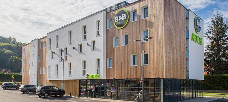 Développement hôtelier - B&B Annemasse