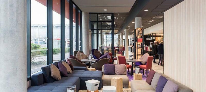 Développement hôtelier - Campanile Le Mans Gare TGV - salle 1