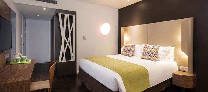 Développement hôtelier - Campanile Le Mans Gare TGV - chambre
