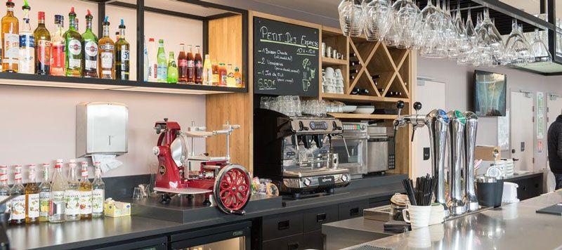 Développement hôtelier - Campanile Le Mans Gare TGV - petit déjeuner