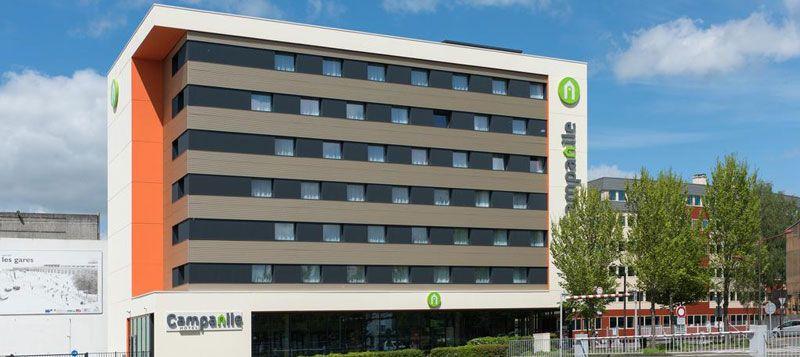 Développement hôtelier - Campanile Le Mans Gare TGV