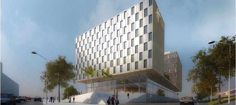 Développement hôtelier - Nice Grand Arénas - 7