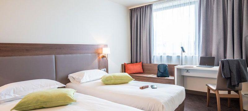 Développement hôtelier - Hotel Metz Gare TGV - chambre