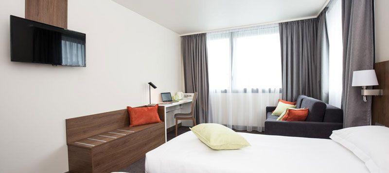 Développement hôtelier - Hotel Metz Gare TGV - chambre 2