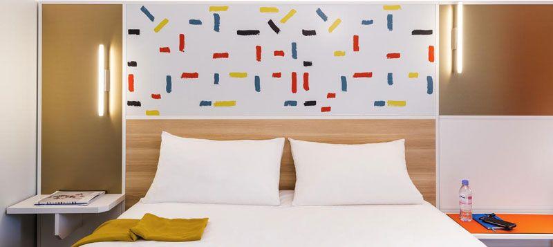 Développement hôtelier - Ibis Styles Guyancourt - chambre 1