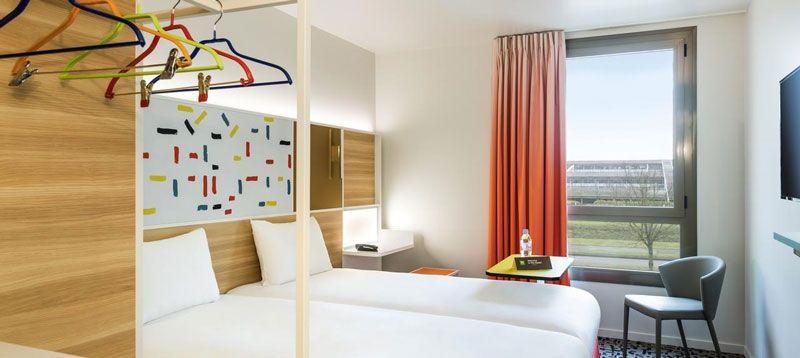 Développement hôtelier - Ibis Styles Guyancourt - chambre 2