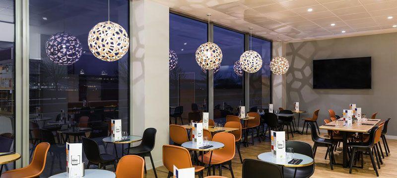 Développement hôtelier - Ibis Styles Guyancourt - restaurant