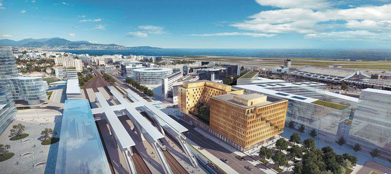 Développement hôtelier - Nice Grand Arénas