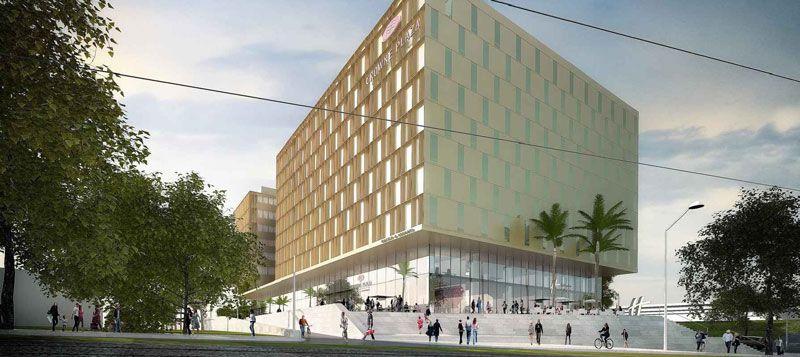 Développement hôtelier - Nice Grand Arénas - 4