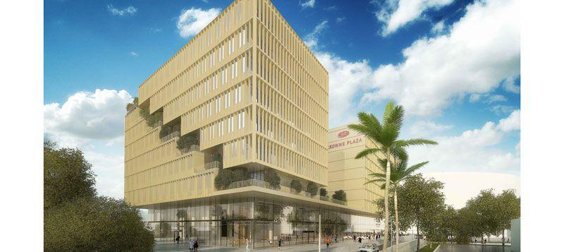 Développement hôtelier - Nice Grand Arénas - 5